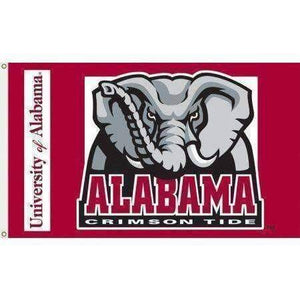 vendor-unknown Historic War Flags University of Alabama College Football Team Flag 3 x 5 ft