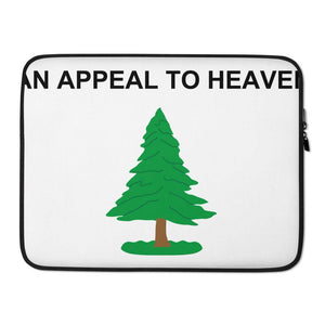 Washington Cruisers An Appeal To Heaven Laptop Sleeve