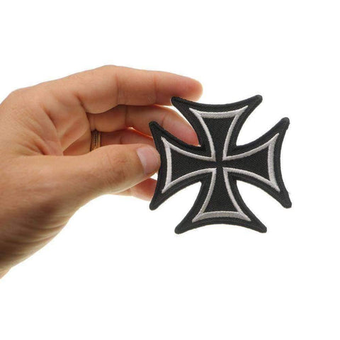 Image of TCP Patch Biker Cross Patch| Iron Cross Patch
