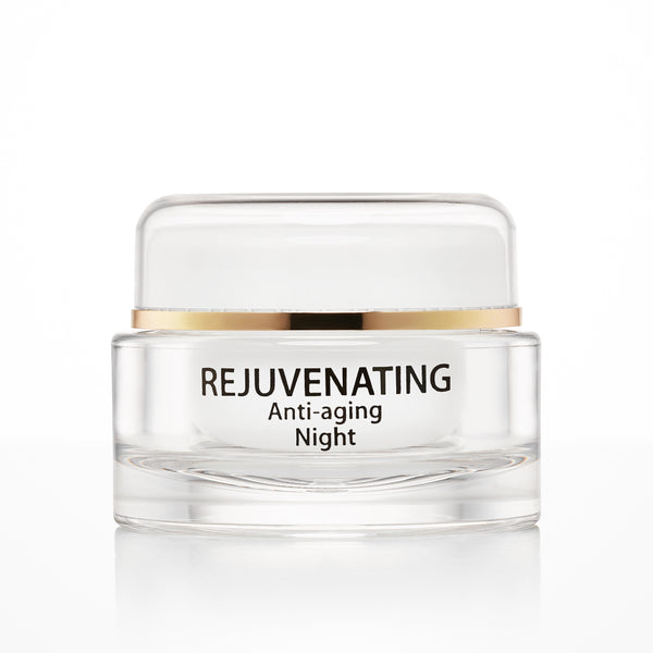 Rejuvenating Anti Aging Night Cream