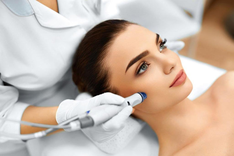 Microdermabrasion plus 90 min Facial