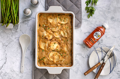MiSOgood Vegan Scalloped Potatoes