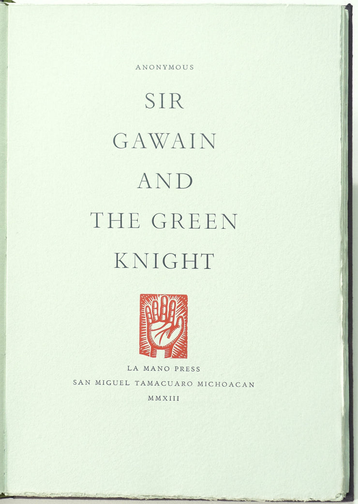 Sir Gawain and the Green Knight (Book) by Artemio Rodriguez - Davidson Galleries