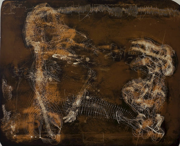 Confronting One Another by Jiri Anderle - Davidson Galleries