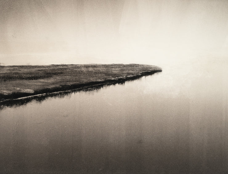Afternoon Fog, Willapa Bay by Wendy Orville - Davidson Galleries