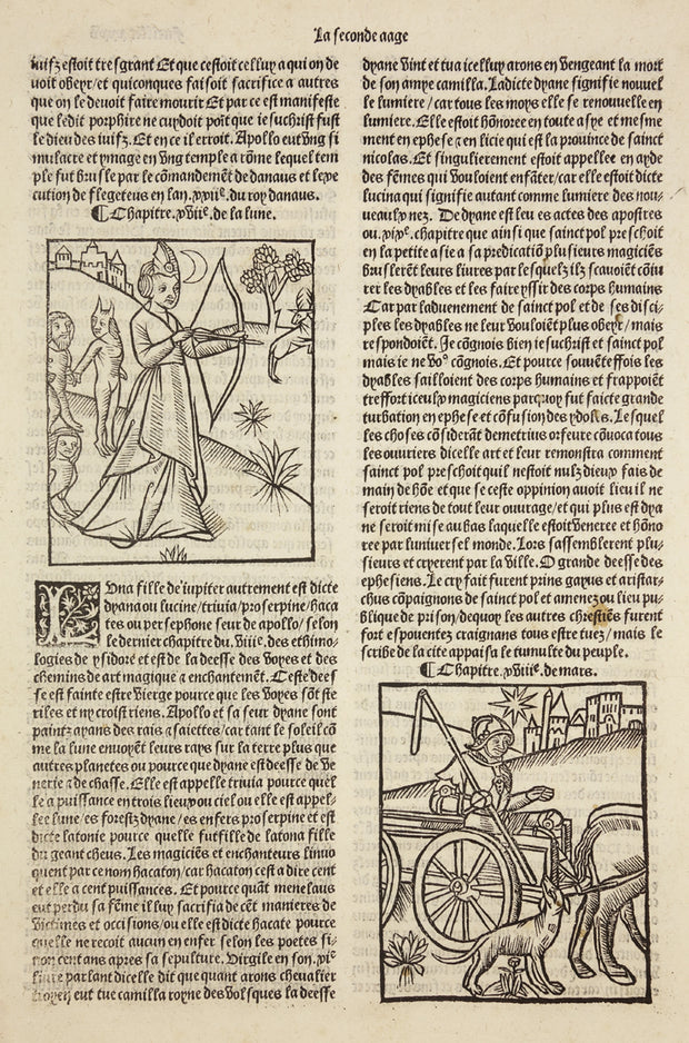 La Mers des Hystoires by Incunabula - Davidson Galleries
