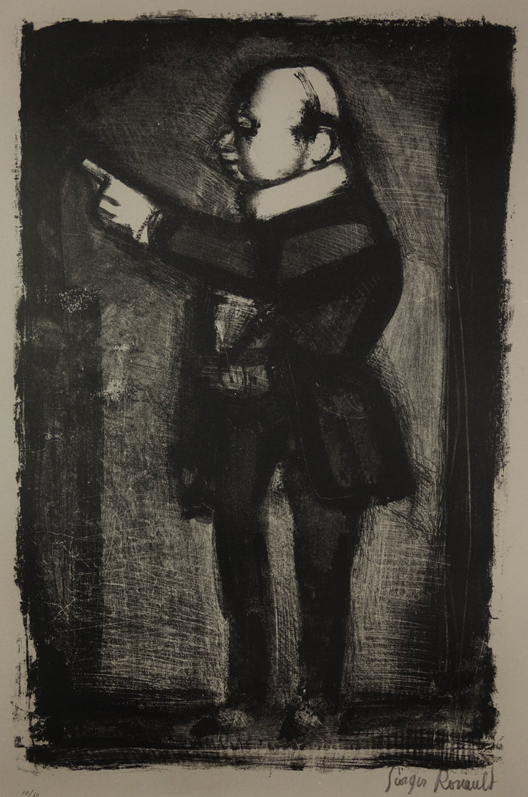 Poupard by Georges Rouault - Davidson Galleries