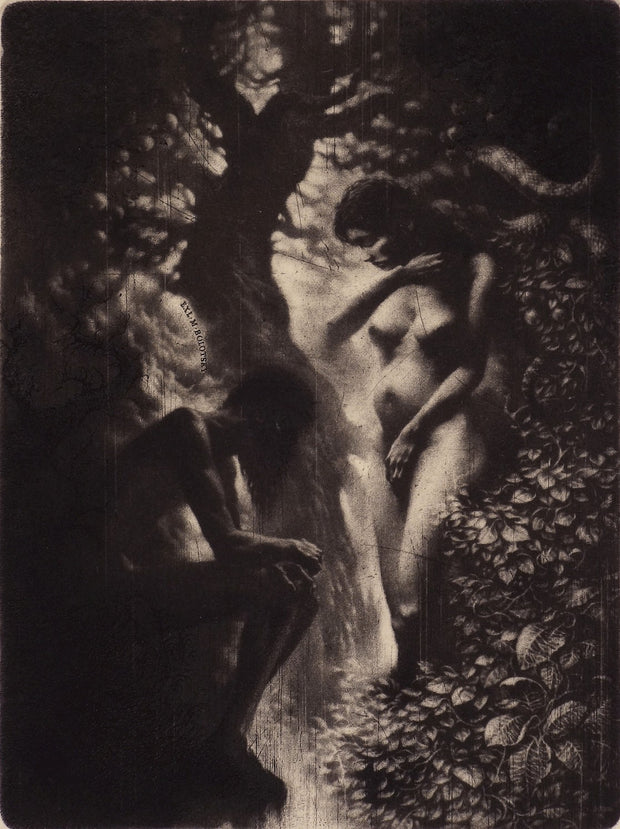Adam and Eve by Ivan Miladinovic - Davidson Galleries