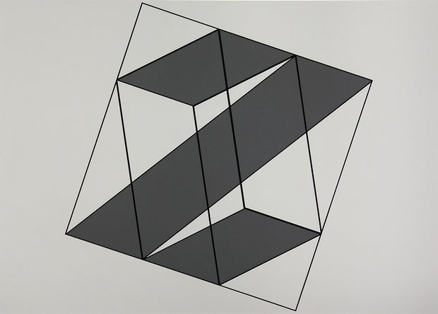 Portfolio II, Folder 16 by Josef Albers - Davidson Galleries