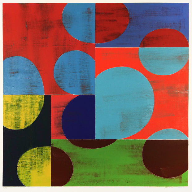 Ellipse #4a by Charles Arnoldi - Davidson Galleries