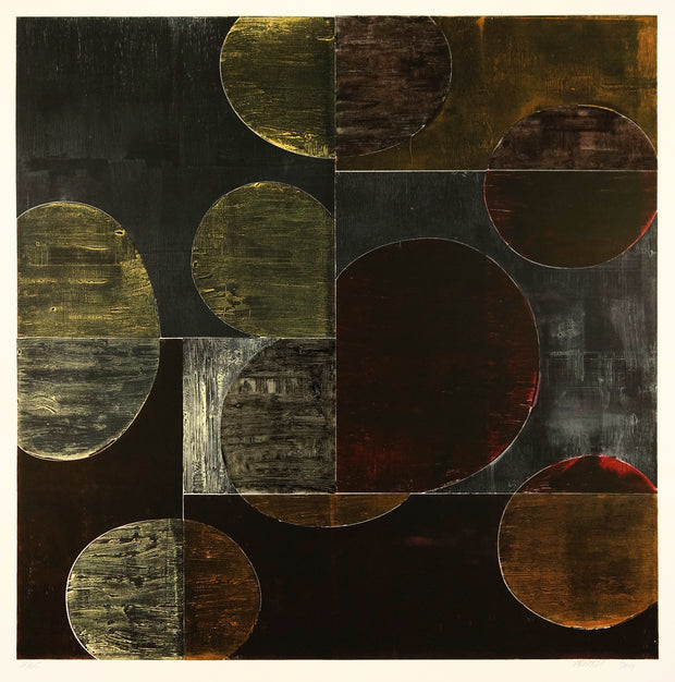 Ellipse #4c by Charles Arnoldi - Davidson Galleries