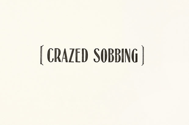 Crazed Sobbing by Ben Beres - Davidson Galleries