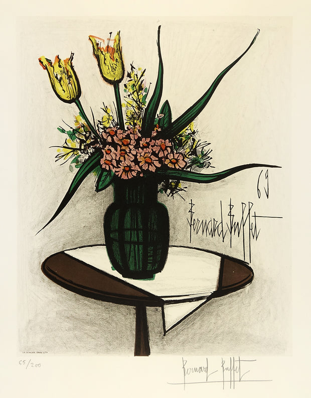 Still Life by Bernard Buffet - Davidson Galleries