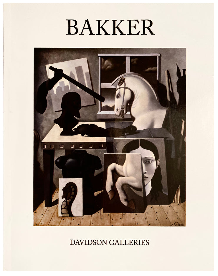 A Decade 2001 - 2011 by Gabrielle Bakker - Davidson Galleries