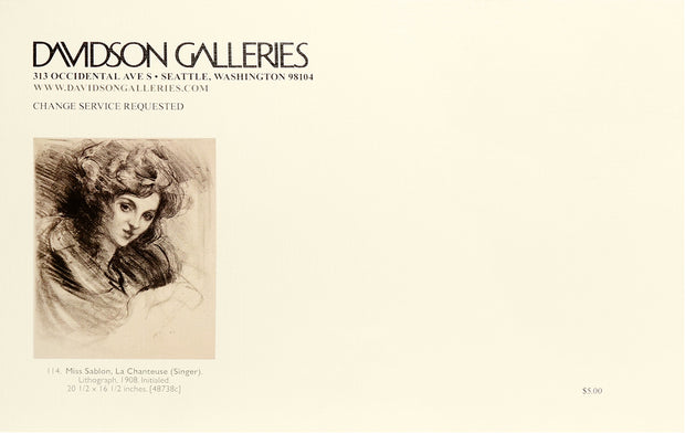 Albert de Belleroche by Davidson Galleries - Davidson Galleries