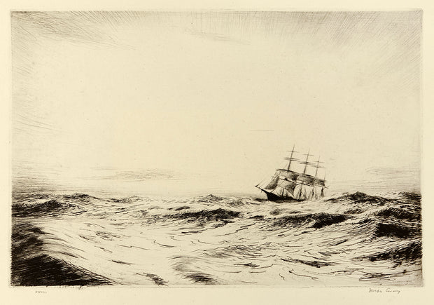 The Bay of Biscay by Joseph Gray - Davidson Galleries