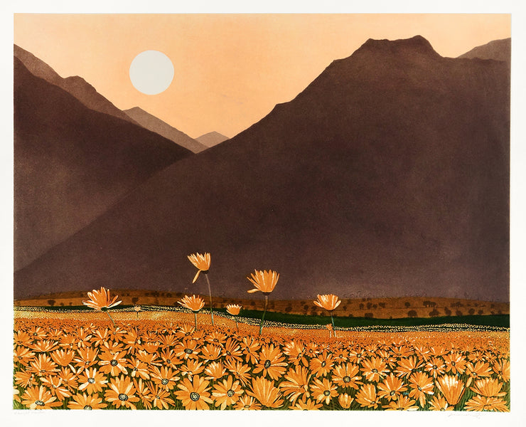 Marigold Mountain by Phil Greenwood - Davidson Galleries