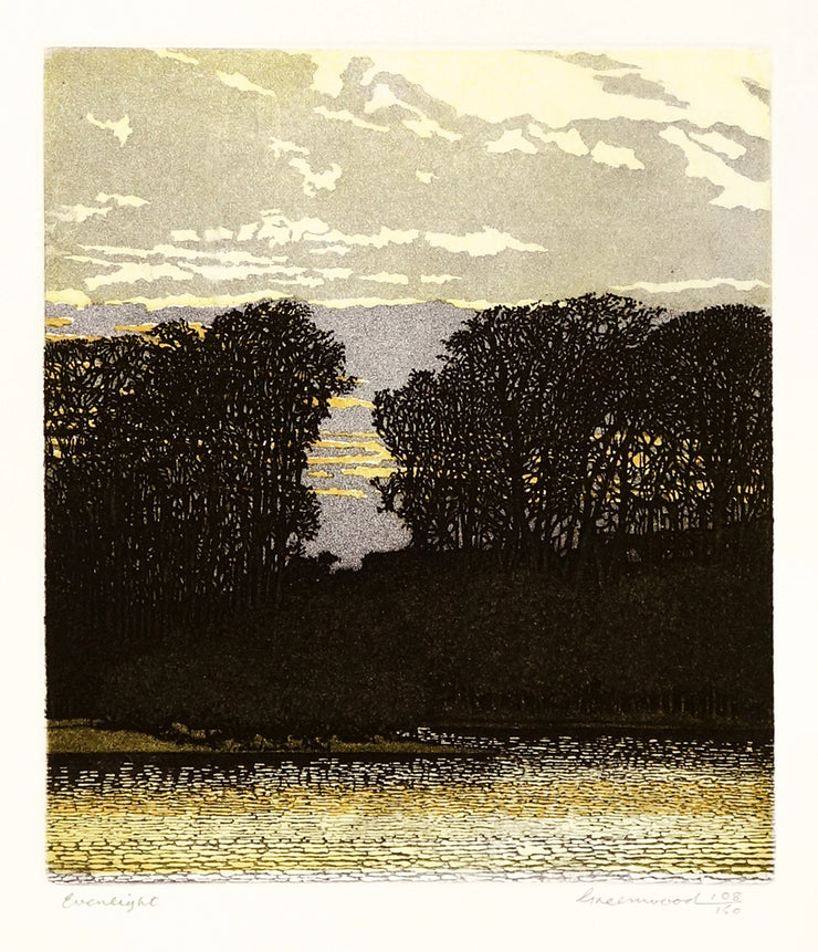 Evenlight by Phil Greenwood - Davidson Galleries