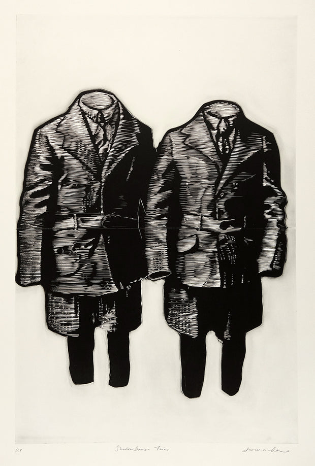Shadow Dance - Twins by Wuon-Gean Ho - Davidson Galleries