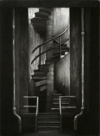 L'escalier by Judith Rothchild - Davidson Galleries
