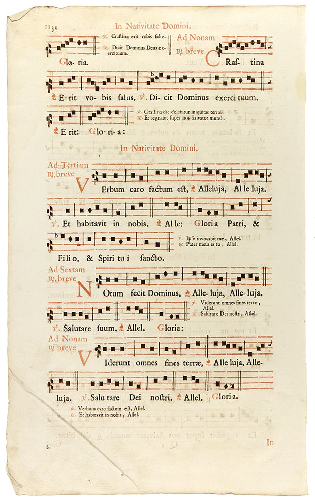 Antiphonal Romanum by Manuscripts & Miniatures - Davidson Galleries