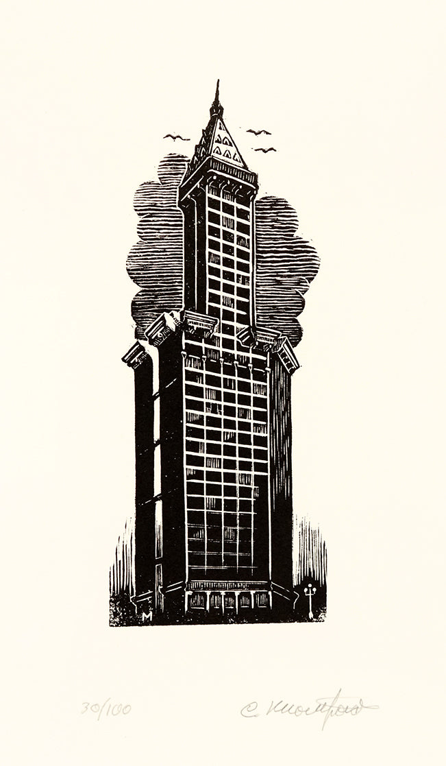 Smithtower by Carl V. Montford - Davidson Galleries
