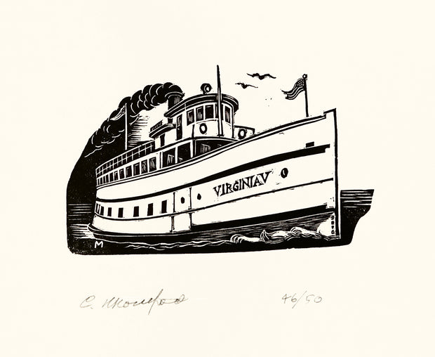 Virginia V by Carl V. Montford - Davidson Galleries