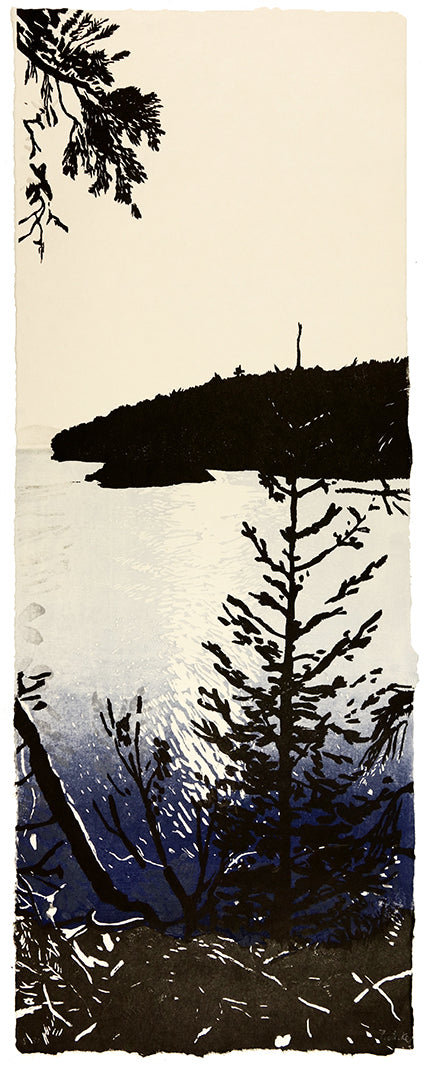 Evening on Orcas Island by Eva Pietzcker - Davidson Galleries