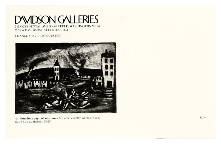 The Complete Miserere by Davidson Galleries - Davidson Galleries
