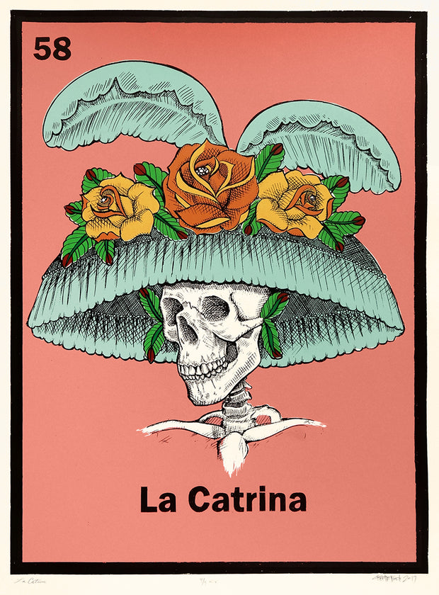 La Catrina by Christie Tirado - Davidson Galleries