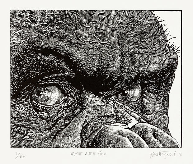 Eye See You by Jim Westergard - Davidson Galleries
