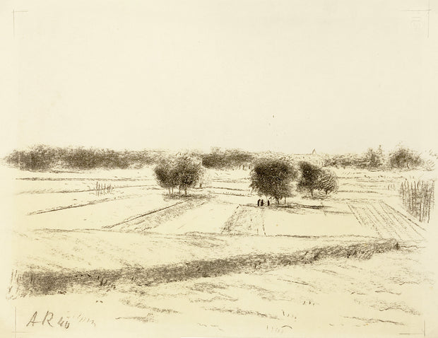 Untitled (Fields) by A Rebel - Davidson Galleries
