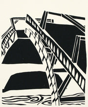 Seattle Bridges (Suite of 12 serigraphs) by Patrick Anderson - Davidson Galleries
