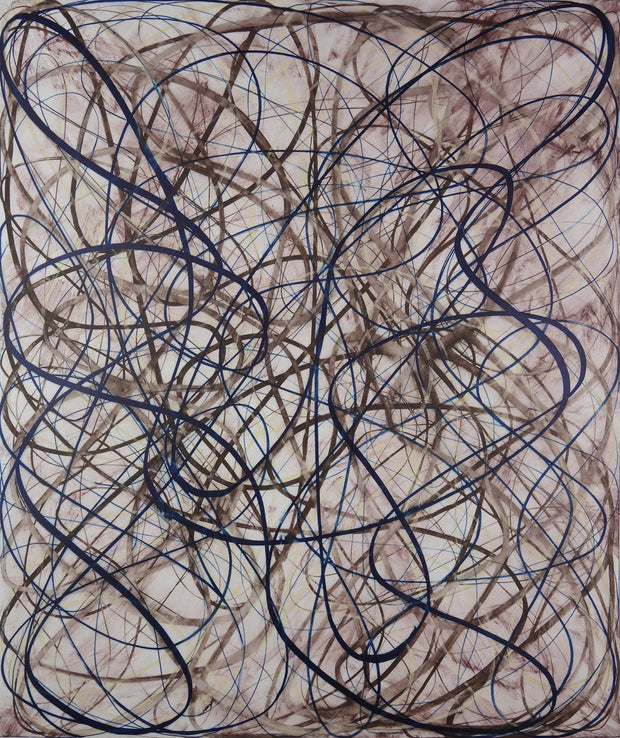 String Theory 2 by Charles Arnoldi - Davidson Galleries