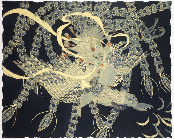 Master of the Monster Bird III by Mio Asahi - Davidson Galleries