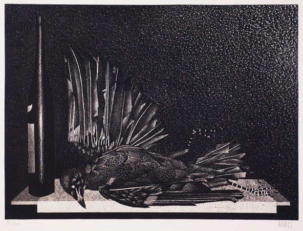 Le Corbeau (The Raven) by Mario Avati - Davidson Galleries