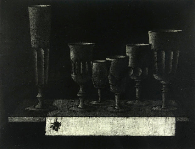 Nature Morte A La Mouche (Still Life With Fly) by Mario Avati - Davidson Galleries