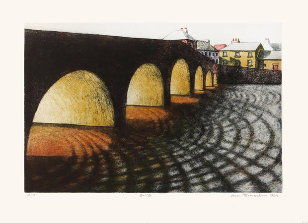 Bridge by Susan Bennerstrom - Davidson Galleries