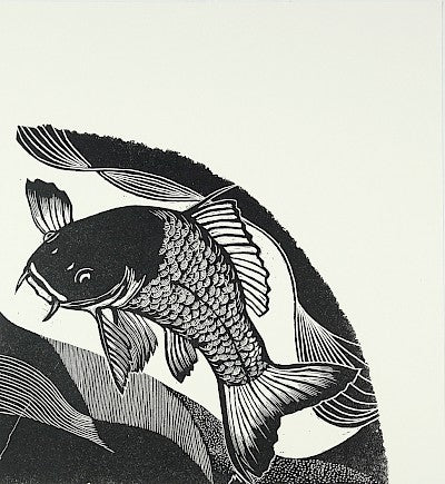 Carp by Carl V. Montford - Davidson Galleries