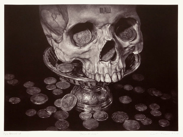 Price of Life by Wal Chirachaisakul - Davidson Galleries