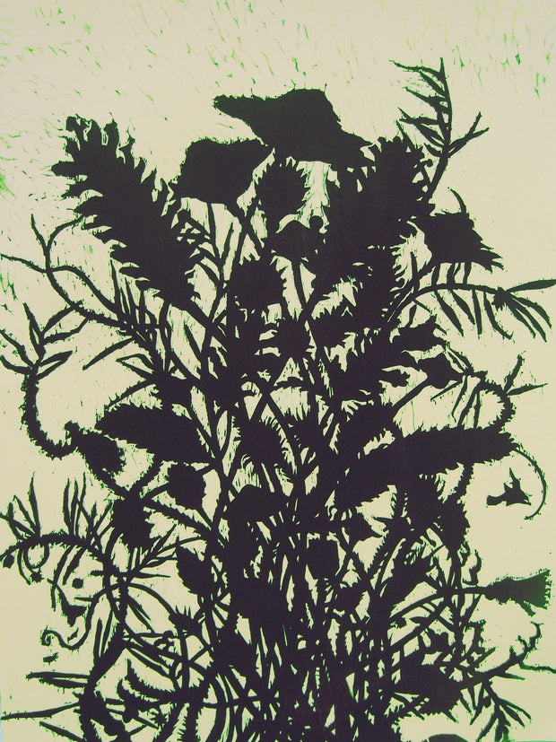 Conifer Bouquet by Tallmadge Doyle - Davidson Galleries