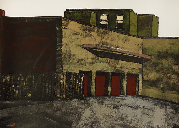 Garage by Robert Connell - Davidson Galleries