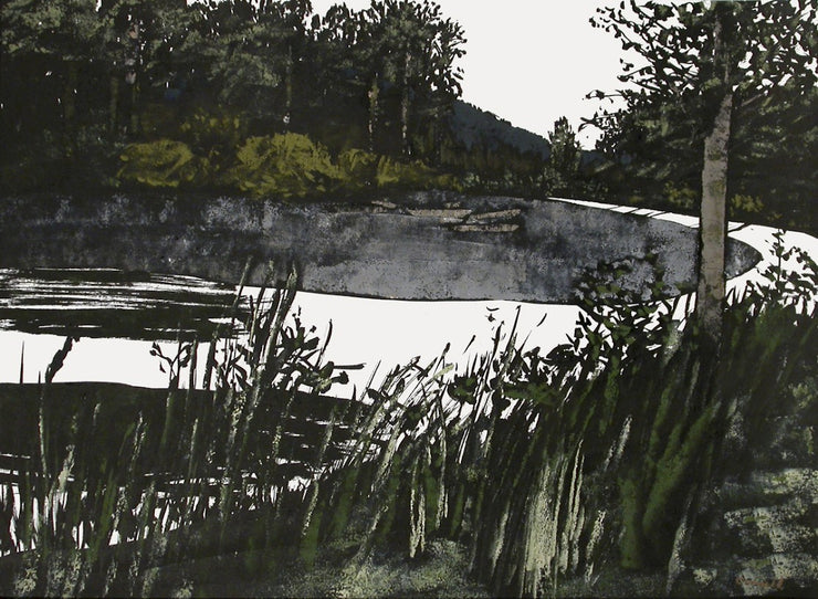 Open Space on the River by Robert Connell - Davidson Galleries
