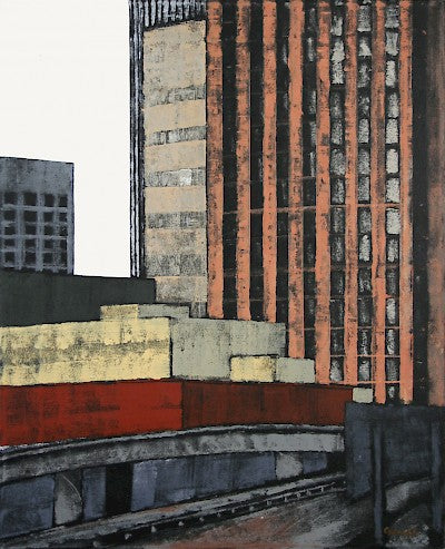 The City by Robert Connell - Davidson Galleries
