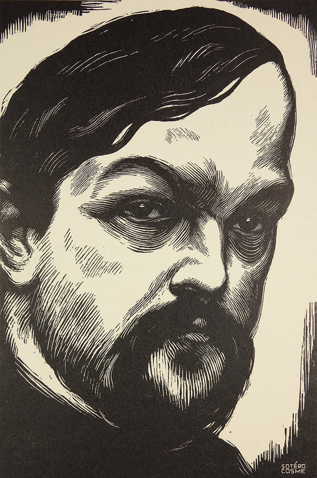 Debussy by Sotero Cosme - Davidson Galleries