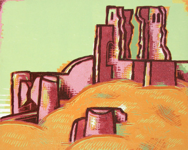 Castle II by Lockwood Dennis - Davidson Galleries