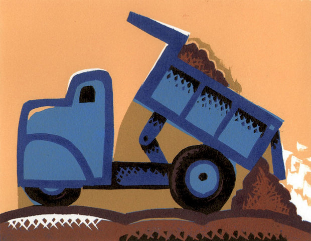 Dump Truck by Lockwood Dennis - Davidson Galleries