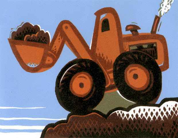 Loader by Lockwood Dennis - Davidson Galleries