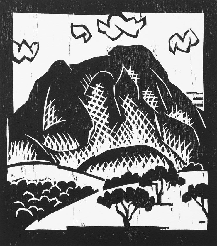 Mbeya Peak by Lockwood Dennis - Davidson Galleries