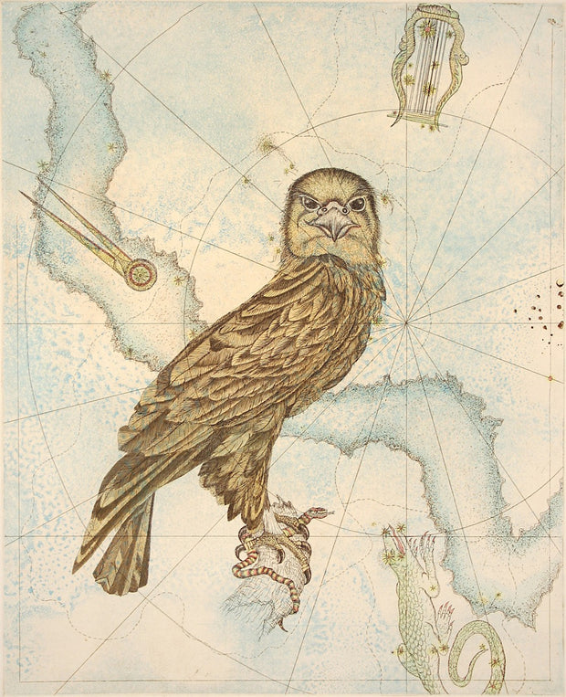Aquila the Eagle by Tallmadge Doyle - Davidson Galleries